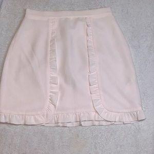 Club Monaco size 4 ruffle skirt